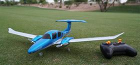 2 channel rc plane