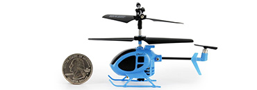 Smallest RC Helicopter | Syma S6