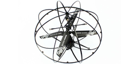 Flying UFO Sphere RC Toy