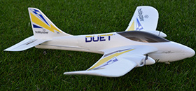 duet rtf airplane hobbyzone