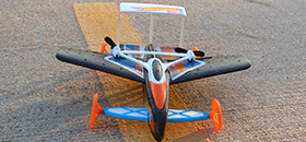 hotwheels flying car