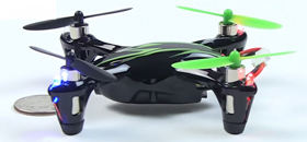 Hubsan X4 Mini Quadcopter with Camera
