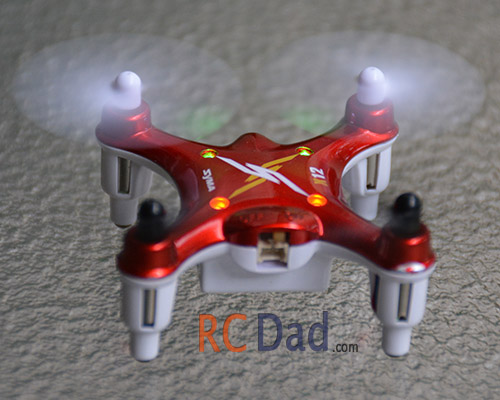 Syma X12 mini quadcopter