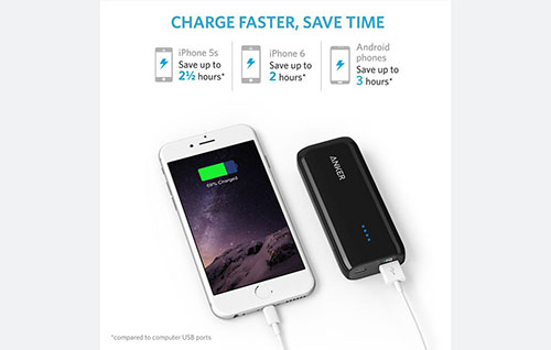 Anker Astro battery bank