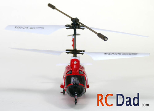 Coast Guard Airwolf rc helicopter