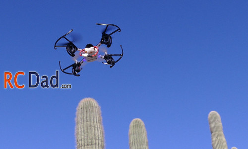 Holy Stone HS170 Predator Mini RC quadcopter rcdad