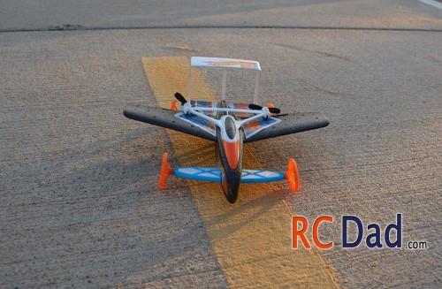 Street Hawk Flying Car Hot Wheels