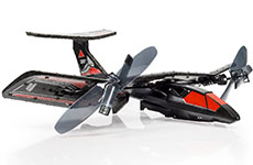 air hogs fury jump jet rc airplane