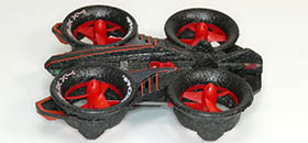 airhogs helix x4 stunt rc quadcopter