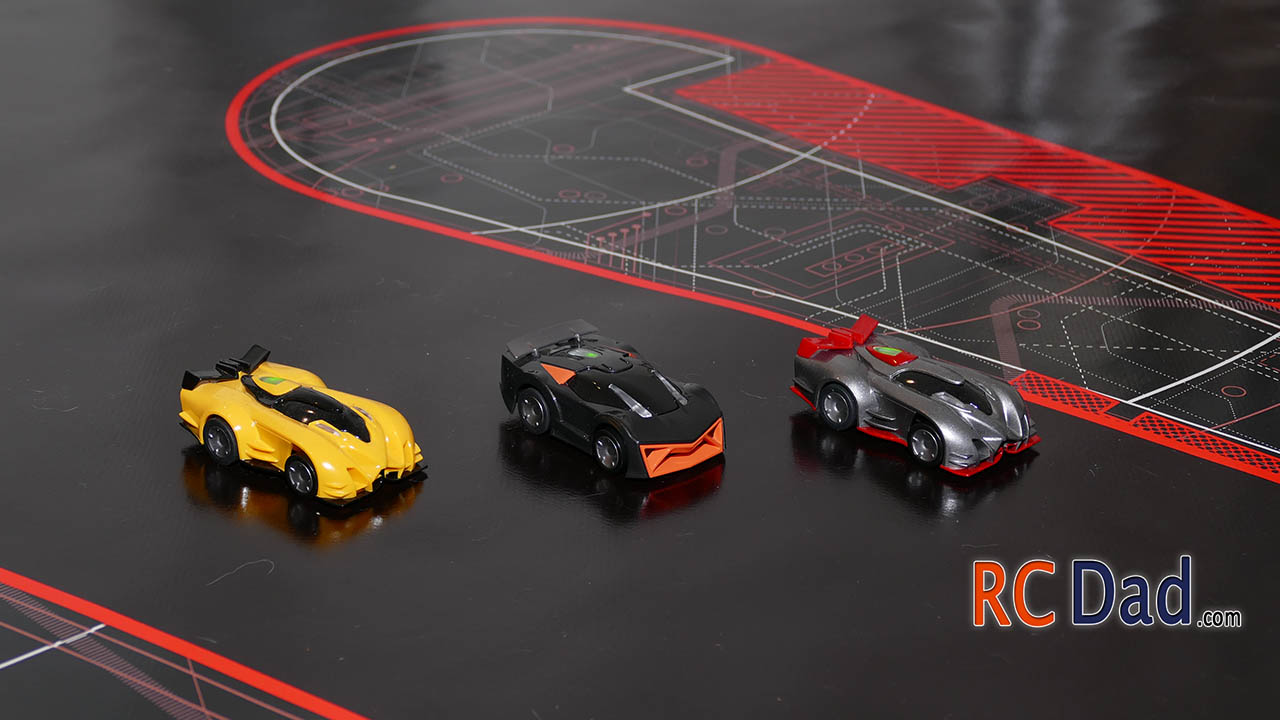 Anki Drive Review, That Familiar Feeling Of Playing ...