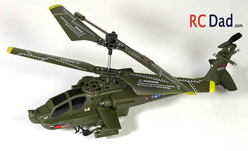 apache rc helicopter
