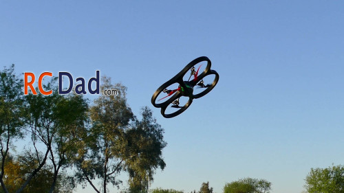 big rc quadcopter