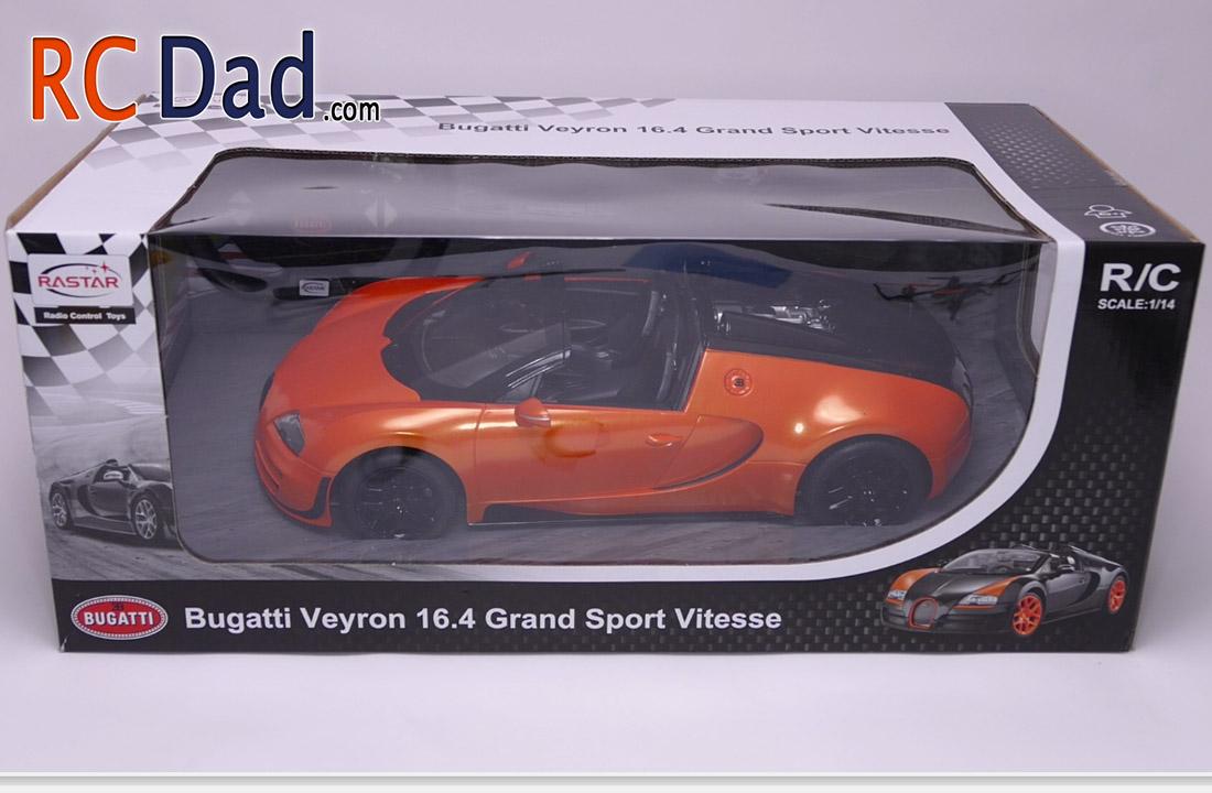 remote control rc car bugatti veyron grand sport vitesse. Black Bedroom Furniture Sets. Home Design Ideas