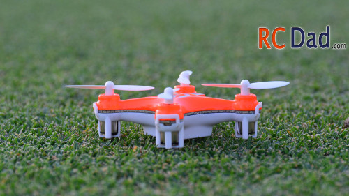 Nano quadcopter review
