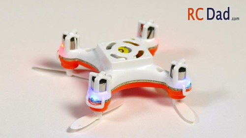 cheerson cx10 nano quadcopter