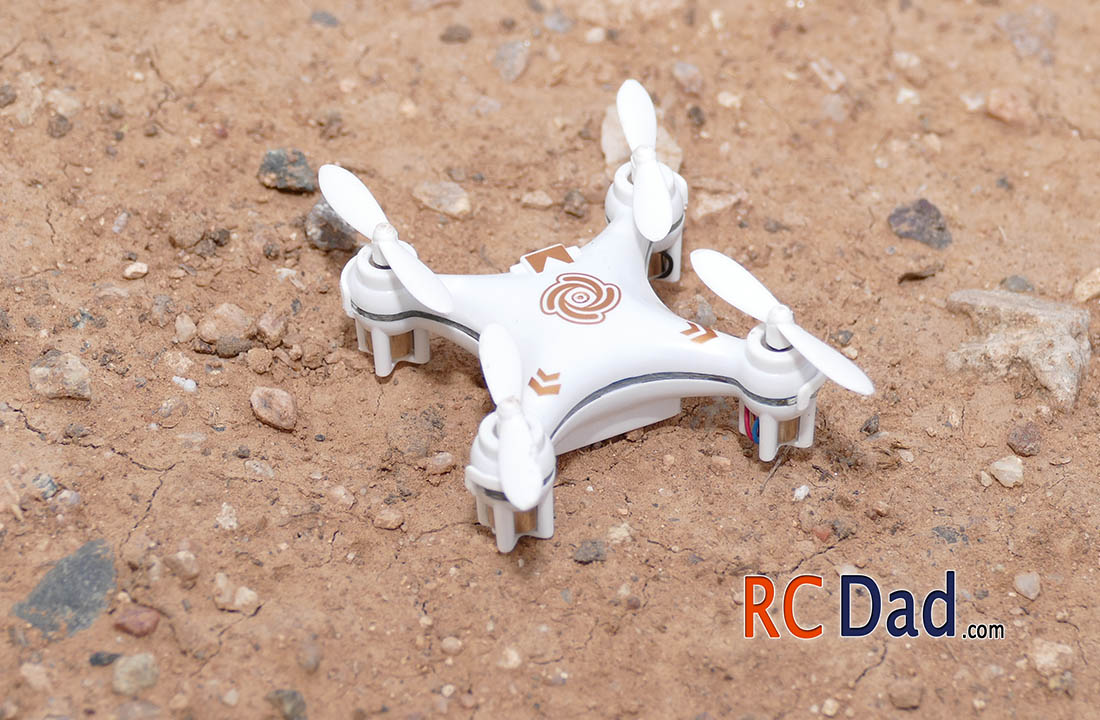 cheerson mini quadcopter