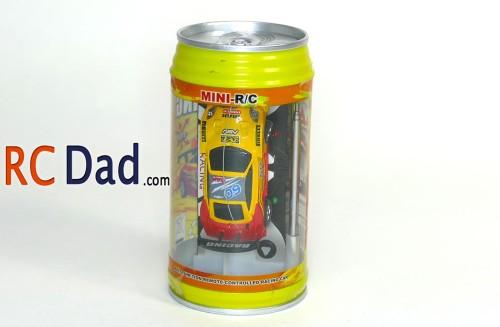 coke can car