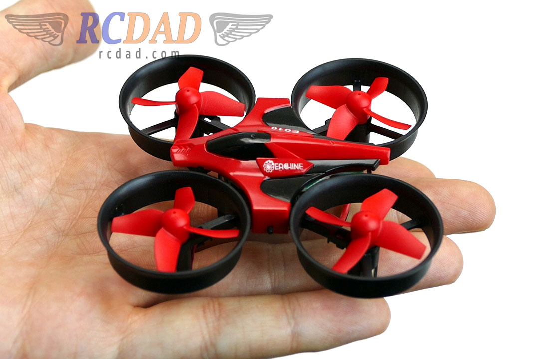 ducted fan quadcopter