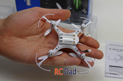 easy to fly quadcopter