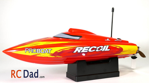 fast rc boat brushless