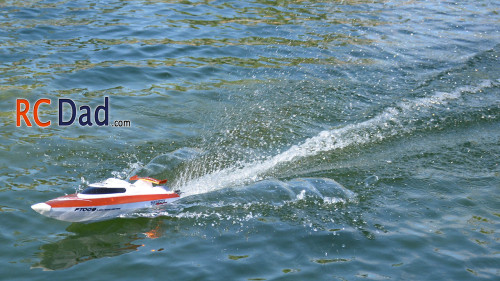 fast remote controlled boat