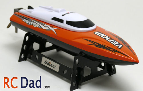 fast toy rc boat