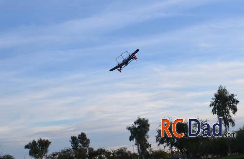 flying car airplane