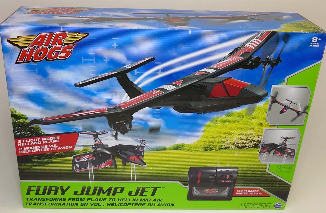 fury jump jet plane