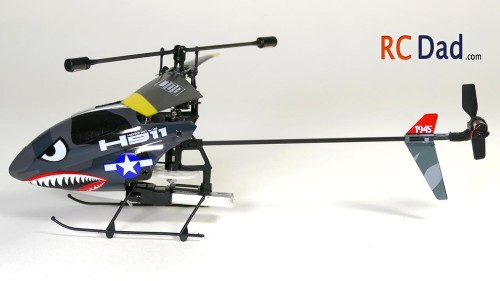 hero rc irocket h911
