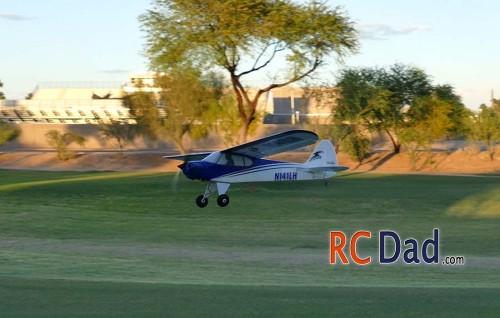 horizon hobby sport cub plane