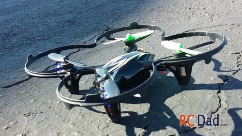 hubsan x4 quadcopter 3