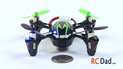 hubsan x4 review