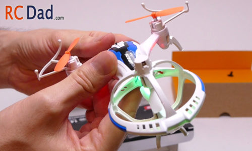 m71 scout quadcopter