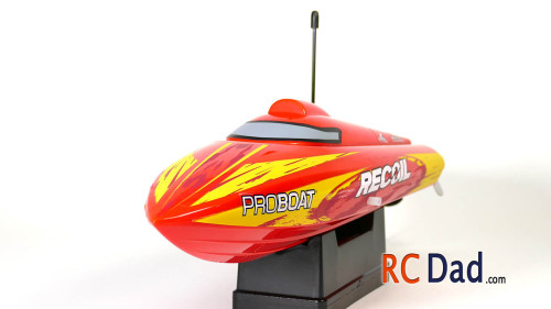 mini brushless rc boat