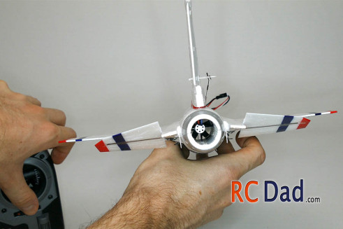 mini ducted fan rc jet