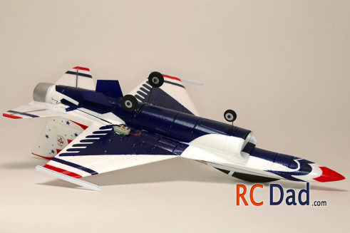 mini ducted fan rc plane