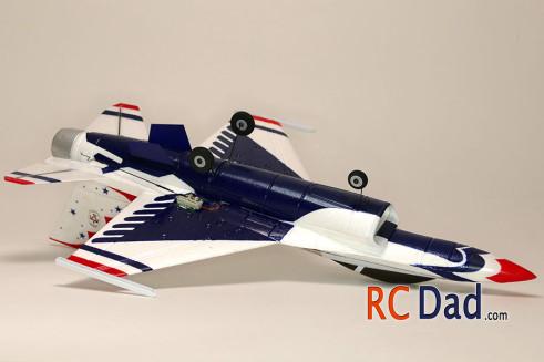 mini ducted fan rc plane