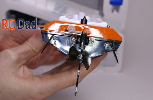 mini rc boat