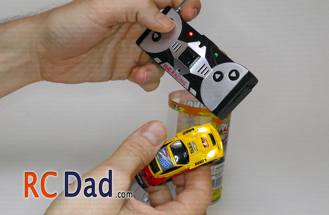 coke can mini rc car. Black Bedroom Furniture Sets. Home Design Ideas