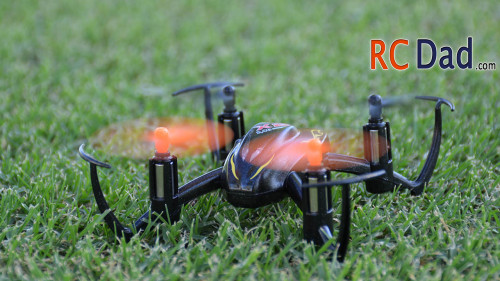 Review of the Syma X2 mini quadcopter