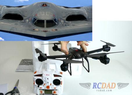 mjx drone