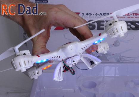 mjx quadcopter camera
