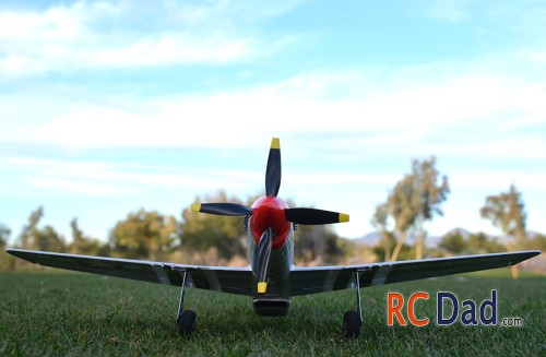 parkzone p51 mustang rc airplane
