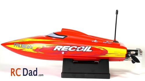 proboat recoil rc boat