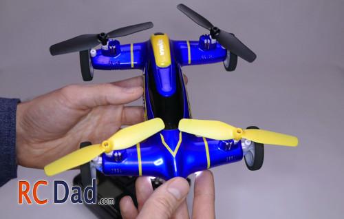 quadcopter syma flycar x9