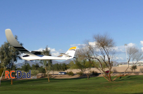 radian rc airplane