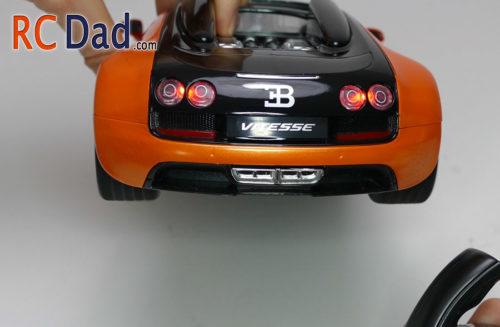 rc car brake lights