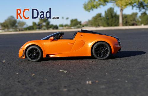 remote control rc car bugatti veyron grand sport vitesse review. Black Bedroom Furniture Sets. Home Design Ideas