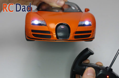 rc car front lights