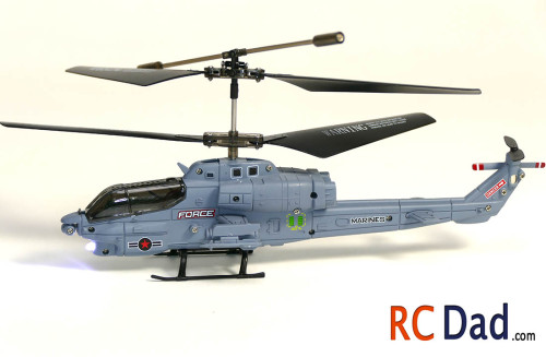 rc helicopter supercobra